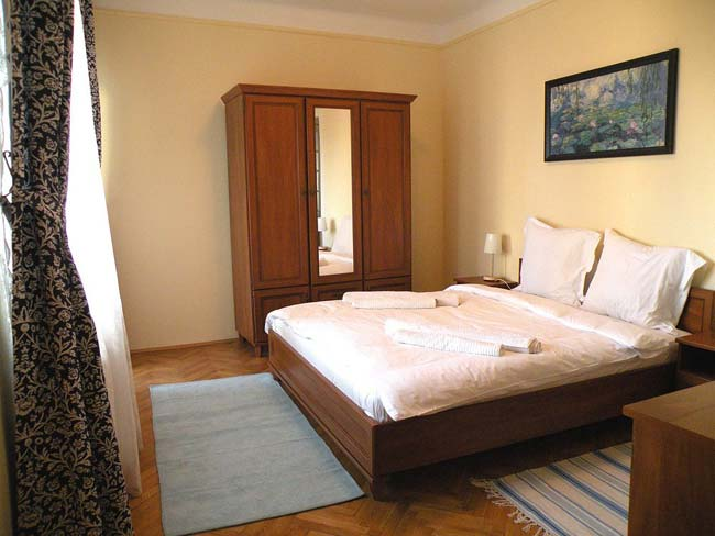 two bedroom elegant and large apartment located downtown bucharest